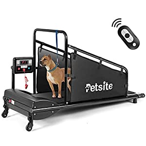 2. GoPlus Dog Treadmill