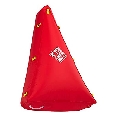 "Palm Canoe Air Bag - 48"" (Medium) RED FB405 Colour - Red"