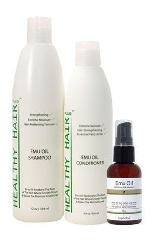 Healthy Hair Plus Emu Oil product image