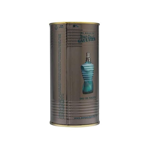 Jean Paul Gaultier Le Male Eau de Toilette For Men 125ML Luxury
