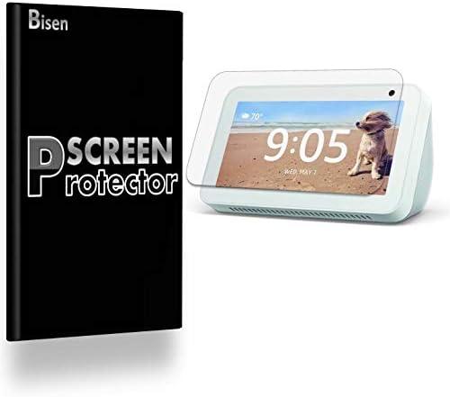 BISEN - Protector de visualización para Amazon Echo Show 5 (4 Unidades, antideslumbrante, Mate, antihuellas, protección de por Vida) 3