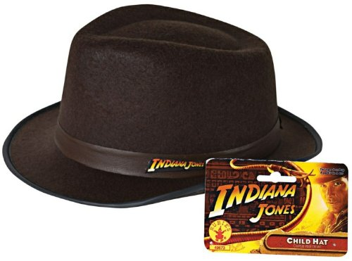 Indiana Jones Costumes Kids (Indiana Jones Deluxe Child Hat)