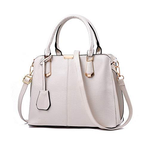 Clutch Da Donna Pochette Da Donna Borse Da Pochette Impunture Eleganti Tasca Multifunzionale Di Moda Con Tracolle A Tracolla White