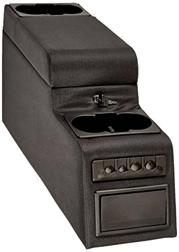 - Vertically Driven Products VDP 31515 Black Locking Central Console