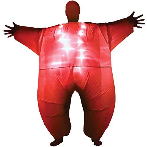Led Light Inflatable Costume