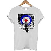 Men's Mods Vespa T Shirt