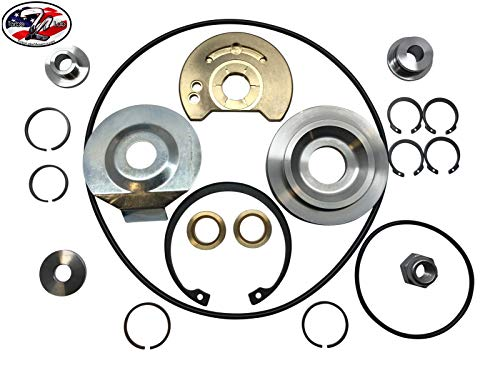 Turbo Lab America Schwitzer Borg Warner S400 Turbo Rebuild Kit ()