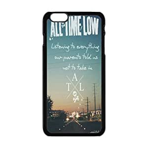 """Danny Store Hardshell Cell Phone Cover Case for New iphone 5C (""""), All Time Low"""