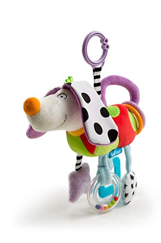 Taf Floppy-Ears Dog Stroller Toy - Floppy Ear Dog