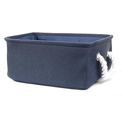 Amazon.com : eDealMax Tela cesta del almacenaje, cesta de ...