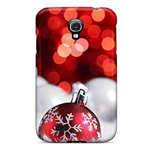 For Galaxy S4 Premium Tpu Case Cover Christmas Time Protective Case