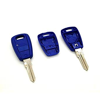 Fiat - Funda para llaves de control remoto, para FIAT Punto ...