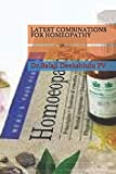 LATEST COMBINATIONS FOR HOMEOPATHY (Single)