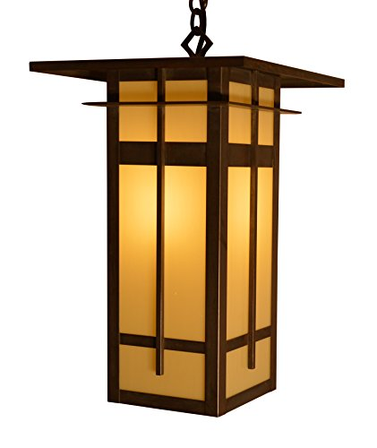 Craftsman Outdoor Lighting Pendant