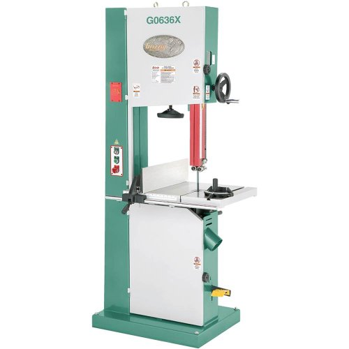 Grizzly G0636X Ultimate Bandsaw, 17-Inch Review