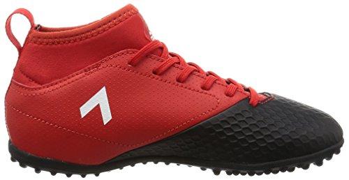 Adidas ACE 17.3TF J-Stiefel fútbolpara Kinder, Rot–