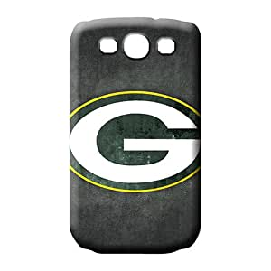 samsung galaxy s3 phone carrying covers Snap-on Shock Absorbing Scratch-proof Protection Cases Covers green bay packers 6