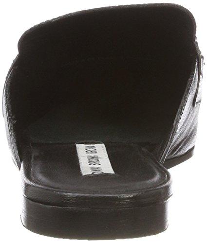 Bfennerx Black BX 1480 Pantoufles Bronx Femme 01 Noir wUSqf6C
