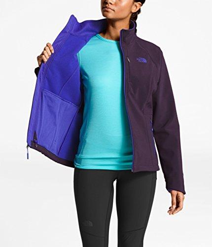 The North Face Women s Apex Bionic 2 Jacket - Galaxy Purple - L ... 5a4b668a8