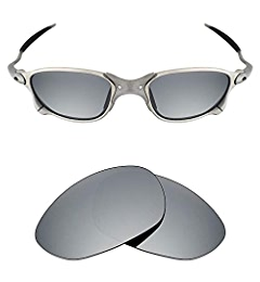 5f8107def3 Amazon.com  Mryok Polarized Replacement Lenses for Oakley X Metal XX - Bronze  Brown  Clothing