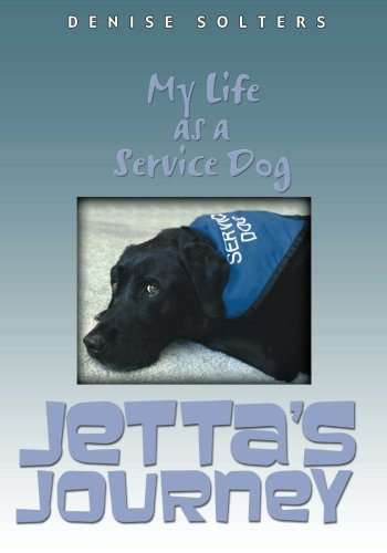 Download Jetta's Journey: My Life as a Service Dog pdf