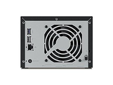 Buffalo TS1400D0404-EU 4TB 4 x 1TB Hard Drives Included TeraStation 1400 4 Bay Desktop NAS