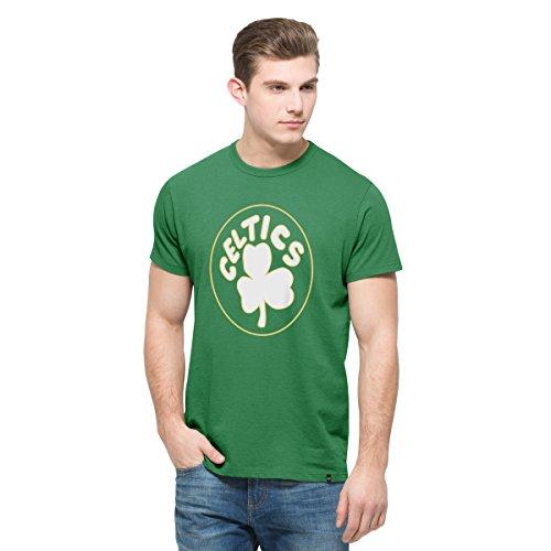 NBA Boston Celtics Men's '47 All Pro Flanker Tee, X-Large, Kelly
