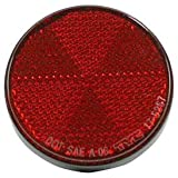 TYC 17-5267-00 Toyota Driver/Passenger Side Replacement Rear Reflector