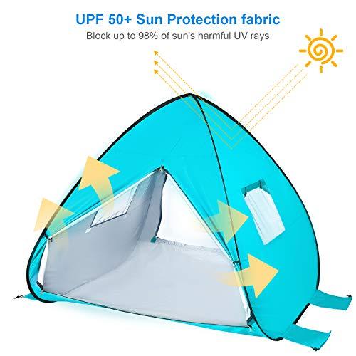 Buy beach pop up tent