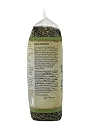 Bob\'s Red Mill French Green Lentils, 24 Ounce Packages (Pack of 4)
