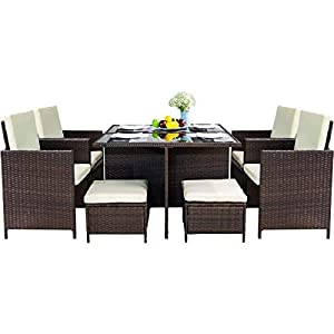41xkIvqT26L._SS300_ Wicker Dining Tables & Wicker Patio Dining Sets