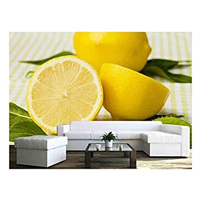 Handsome Creative Design, Natural Lemon, That You Will Love