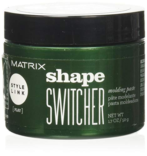 (Matrix Style Link Shape Switcher Molding Paste Strong Flexible Hold, 1.7 Fl. Oz. (Packaging May Vary))