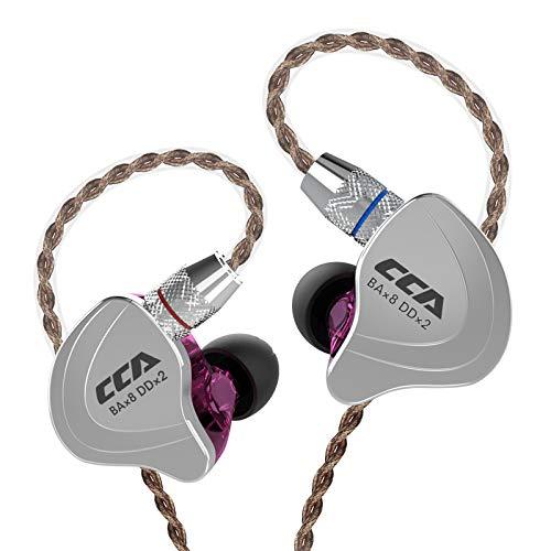 CCA C10 Better in Ear Headphones