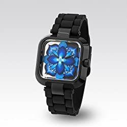 "Zerone Crossover Sasu ""UNTITLED"" Blue Black Analogue Watch"