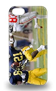 Iphone Protective Case For Iphone 5/5s NFL Green Bay Packers Desmond Howard #81 ( Custom Picture iPhone 6, iPhone 6 PLUS, iPhone 5, iPhone 5S, iPhone 5C, iPhone 4, iPhone 4S,Galaxy S6,Galaxy S5,Galaxy S4,Galaxy S3,Note 3,iPad Mini-Mini 2,iPad Air )