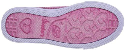 mode fille Shuffles Skechers Rose Baskets Up Lpmt Triple Z8xqPS