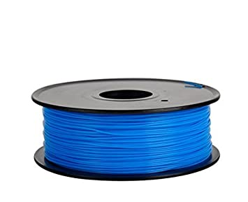 Filamento 3d azul cielo Pla 1.75 mm inalámbrico 3d Printer ...