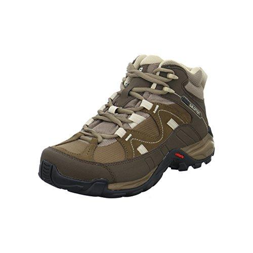Salomon Hillpass Mid Gtx W 381391, Chaussures randonnée