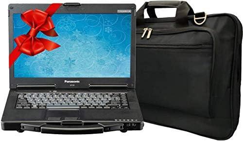 Panasonic Toughbook CF-53 Laptop PC, Intel i5-2520M 2.5GHz, 16GB RAM, 1TB SSD, Windows 10, Touchscreen, Laptop Bag (Renewed) – Medlancr.com