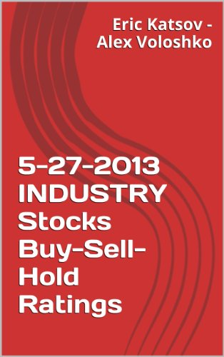 5-27-2013 BANK Stocks Buy-Sell-Hold Ratings (Buy-Sell-Hold+ Stocks iPhone App)