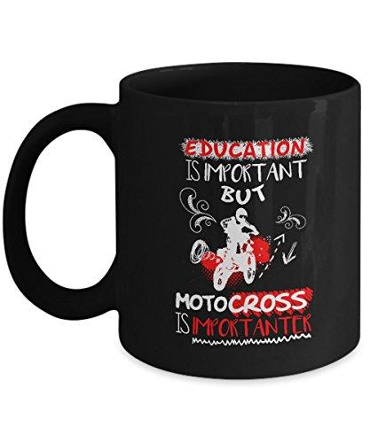 Self Stirring Coffee Mug Gift Set of 5 (Red) - 4
