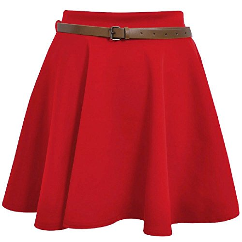 Multicolore Jupe Femme Red Flaves Multicoloured Fashion x7zYwY