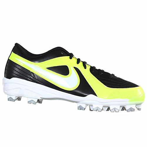 Nike Unify Staking Mcs Blk / Wit / Geel Damessoftballschoenen Us 6.5 M Euro 37.5