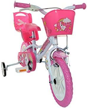 Dino Bikes- Vélo, 124 RL-Un, Multicolore