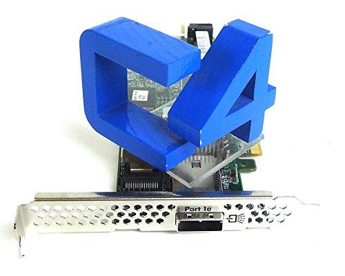 HP Smart Array P222/512 FBWC 6Gb 1-Port Internal/1-Port External SAS Controller 631667-B21