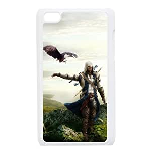 Assassin'S Creed iPod Touch 4 Case White Gift pjz003_3234284