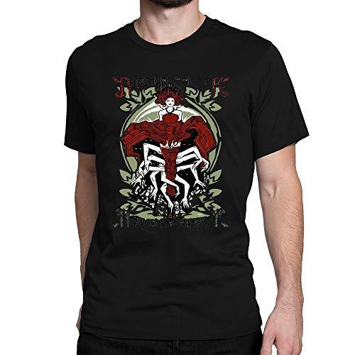 JIANGMUYA Men's Amanda Palmer Art T-Shirt Medium