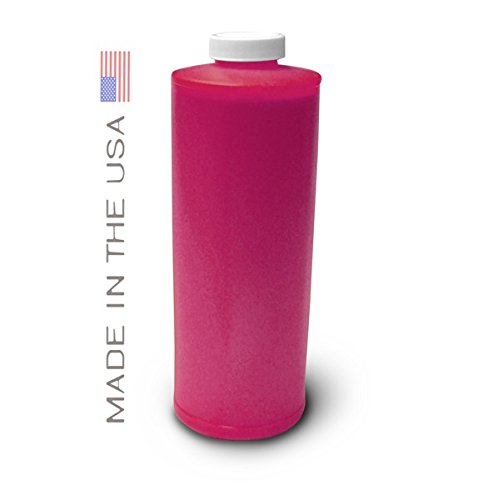Refill Ink Bottle for the Designjet Z3100/Z3200 - Light Magenta Pigment 1 (Light Magenta 1 Liter Bottle)