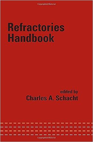 Amazon refractories handbook mechanical engineering refractories handbook mechanical engineering 1st edition fandeluxe Gallery
